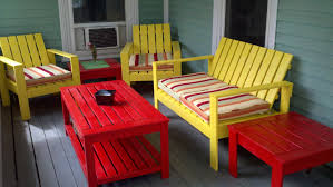Ana White Outdoor Patio Table