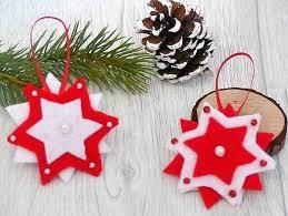 Weihnachtliche Geschenkanhänger Baumschmuck Basteln