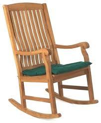teak chair cushions all things cedar teak rocking chair cushion transitional outdoor rocking chairs by the porch swing