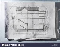 Construction Of Home Design Home Design Blueprint Sketches Of A House Project
