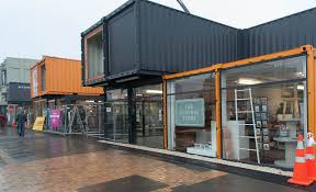 Shipping containers office South Africa Office Shipping Containers As Creative Office Space First Light Property Management Shipping Container Offices As Fast Growing Trend First Light