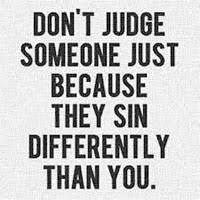 Christian Quotes On Judging Others Best of Christian Injunctions Ignored Bad News About Christianity