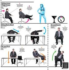 extravagant exercises you can do at your desk 40 quick workouts on lunch break the dess
