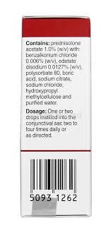 pred forte 10ml eye drop branded prednisolone acetate 1 box dosage