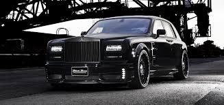rolls royce phantom 2015 black. wald rollsroyce phantom black bison edition series ii rolls royce 2015