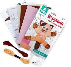 Набор для изготовления <b>игрушки</b> из фетра <b>Школа</b> талантов ...