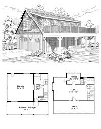 garage office plans. garage apartment plan 59475 total living area 838 sq ft upstairs is a office plans