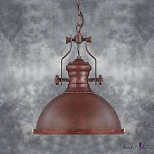 nautical pendant lights. nautical style old copper pendant light fixture with frosted diffuser - beautifulhalo.com lights