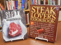 Set The Table Book 2 Book Set Steak From Field To Table Steak Lovers Cookbook
