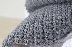 Large Crochet Blanket Pattern
