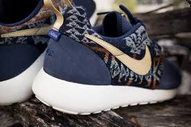 Nike Pattern Shoes Custom Shoes Nike Aztec Roshe Run Nike Roshe Run Run Nike Nike