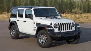 Jeep Wrangler Model Comparison Chart 2020 Jeep Wrangler Review Price Specs Features And