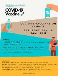 New law lets state undo local emergency measures. Fchc Covid 19 Vaccine Clinic Florida Community Health Centers
