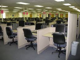 Used Telemarketing Cubicles in Cleveland