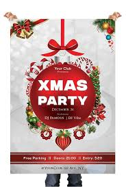 Free Christmas Flyer Templates Download Free 2018 Christmas Party Download Free Psd Flyer Template