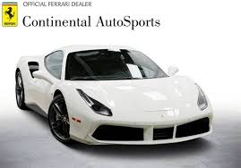 It provides reasonable specs like standard features top speed, the f8 tributo matches the pista's impressive. Used 2018 Ferrari 488 Gtb For Sale Carsforsale Com