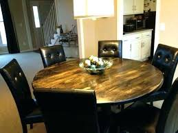 round reclaimed wood dining table round wooden dining table rustic reclaimed wood dining table for