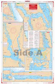 Bvi Navigation Charts Coverage Of British Virgin Islands Navigation Chart 32b