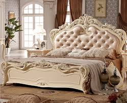 luxury king size bed. Double Bed Design Luxury Home Used King Size Soft 0409-A816 U