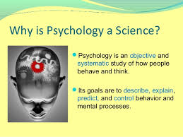 lecture psychology as a science 5 why is psychology a science