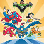 Small Picture Free print and color Superheroes