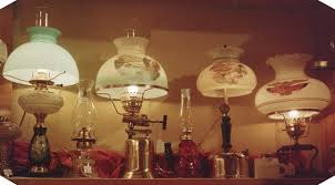 junior coleman lamp old flatiron lamp