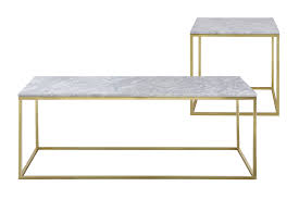 sku esta1158 como white marble coffee side table set is also sometimes listed under the following manufacturer numbers 517212 07 517213 07