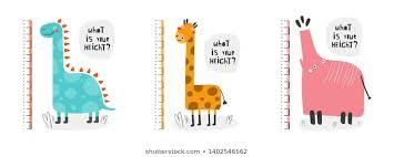 Children S Height Measurement Chart