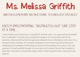 Melissa Griffith's Genius Hour Project