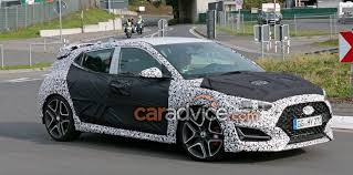 2018 hyundai veloster n. unique veloster the n version pictured here features front and rear bumpers with large  vents as well a wing chin spoiler diffuser  with 2018 hyundai veloster n