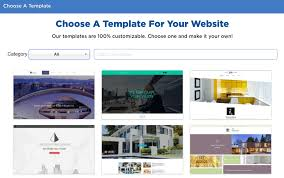 Website Builder Templates Mesmerizing Choose A Website Theme With HostGator HostGator Blog