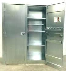metal storage cabinet. Used Metal Storage Cabinet Locking S Cabinets .