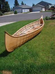this is a nice canoe based on the lines in adney chapelles bark and skin boats of nth america another good book to study for canoe lines