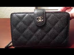 chanel zipper wallet. chanel zipper wallet o