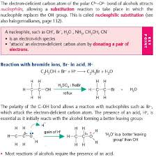 Alcohols Chemistry A Level Revision