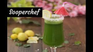 mint margarita recipe by sooperchef