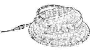 home s strip ribbon lighting n74050kw 12v round led rope light kit