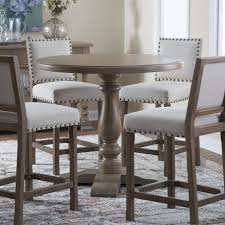 best 25 counter height dining sets ideas on counter regarding bar height round dining table plan