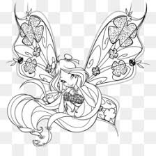 Believix Png Free Download Aisha Bloom Fairy Art Winx Club