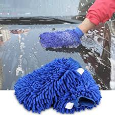 <b>Car Wash Mitt</b>, IWILCS <b>Car Cleaning</b> Microfiber <b>Mitt</b>/<b>Chenille Mitt</b> ...