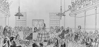 The Antislavery Movement Was Referred To As Seneca Falls Convention Historynet