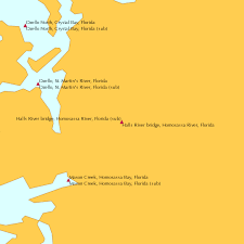 Tide Chart For Homosassa Florida Halls River Bridge Homosassa River Florida Tide Chart