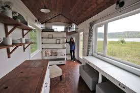 Small Picture Beautiful 24 Foot Tiny House Tour with Free Plans Ana White Tiny