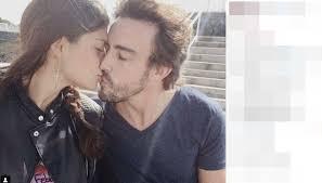 Felice con Fernando - Linda Morselli, la fidanzata di Alonso in tv con  Pechino Express