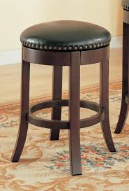 swivel bar stools no back. Exellent Bar Amazoncom Coaster Casual Walnut 24 Inside Swivel Bar Stools No Back Amazoncom