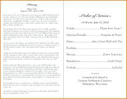 Templates For Church Programs Template For Church Program Samples Free Sample Example