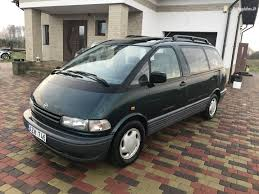 Unique Of Toyota Previa | Porsche