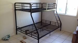 metal bunk bed twin over full. Twin Over Full Bunk Bed Metal E