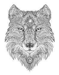 Small Picture artistic animal coloring pages for adults printable gianfreda