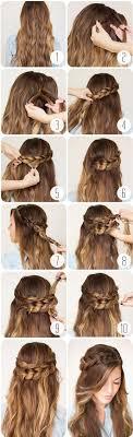 5 Peinados Faciles Con Trenzas